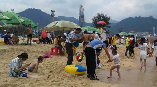 Dameisha Beach Shenzhen China