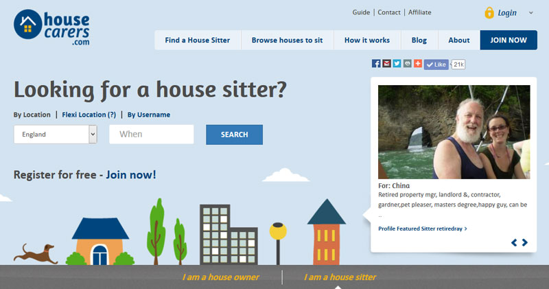 Which House Sitting Website Is Best