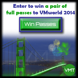 Want a Free Ticket to VMworld USA?! Find out how!