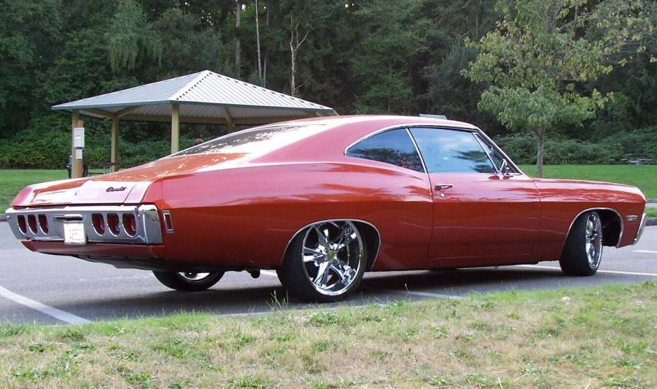 Chevrolet Impala 1968 Review, Amazing Pictures and Images \u2013 Look at