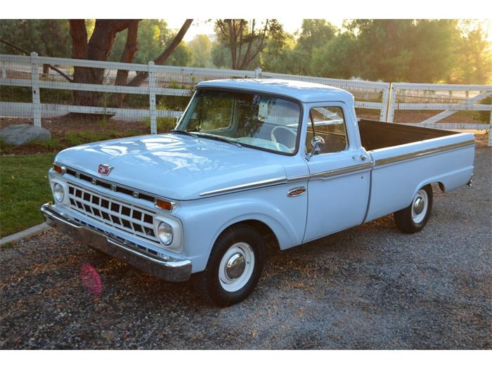 Ford F-100 1965 Review, Amazing Pictures and Images \u2013 Look at the car