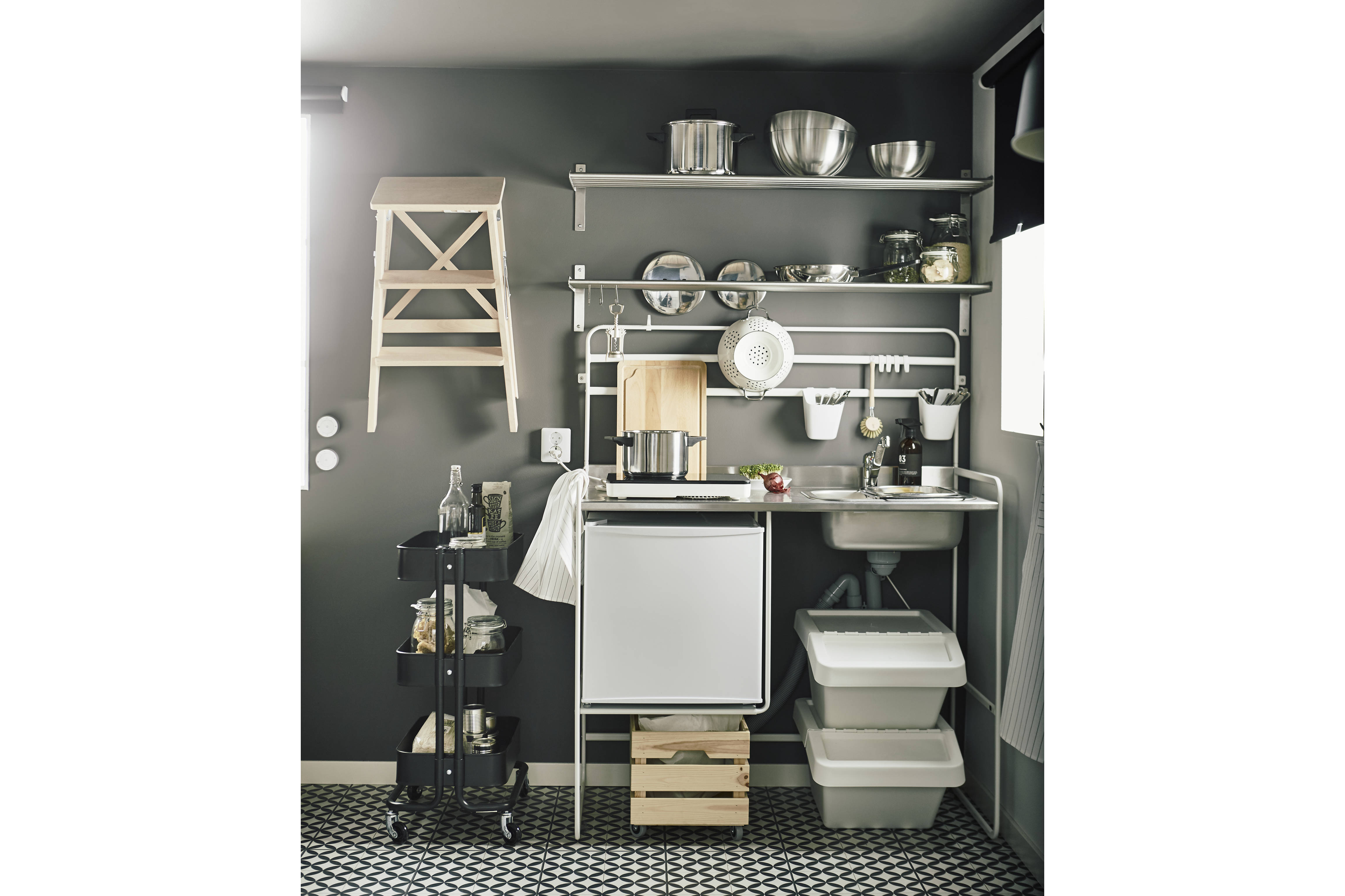 Ikea Küche Sunnersta Sunnersta Mini Kitchen Ikea Kitchen Appliances Tips And