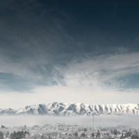Cache Valley Inversion winter 2013