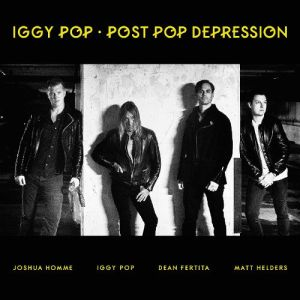 Iggy Pop Post Pop Depression