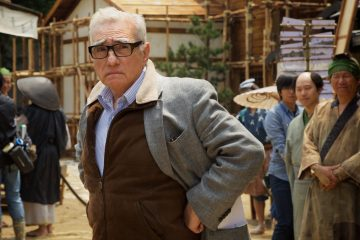 Director, Martin Scorsese on the set of the film SILENCE by Paramount Pictures, SharpSword Films, and AI Films by Paramount Pictures, SharpSword Films, and AI Films