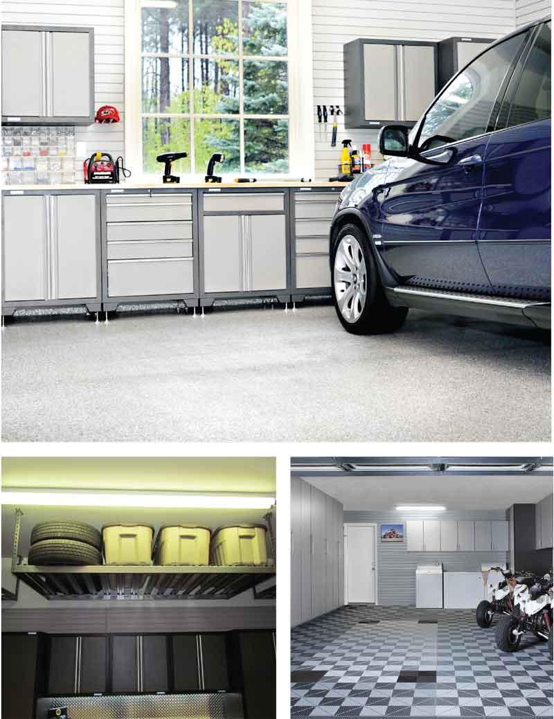 Garage Man Cave Extension Garage Style The Man Cave Goes Modern Look Local Magazine
