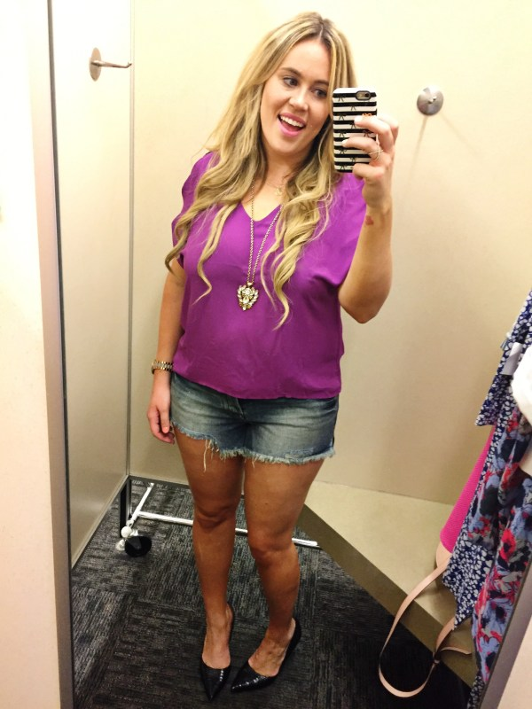 Shorts, short shorts, distressed shorts, Nordstrom rack, ootd, free people