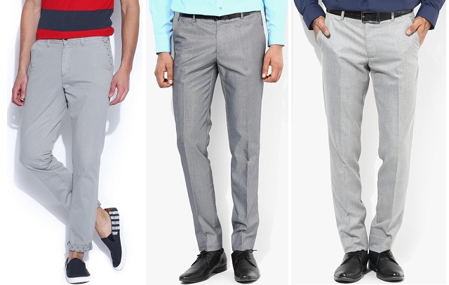 Grey Colour Formal Pant 6 Essential Coloured Pants Every Man Should Own Looksgud In
