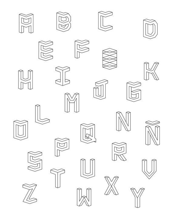 Lookwork - free isometric paper