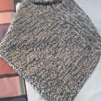 Loom Knit An Easy Poncho