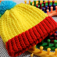 Beginners Loom Knit A Hat Video