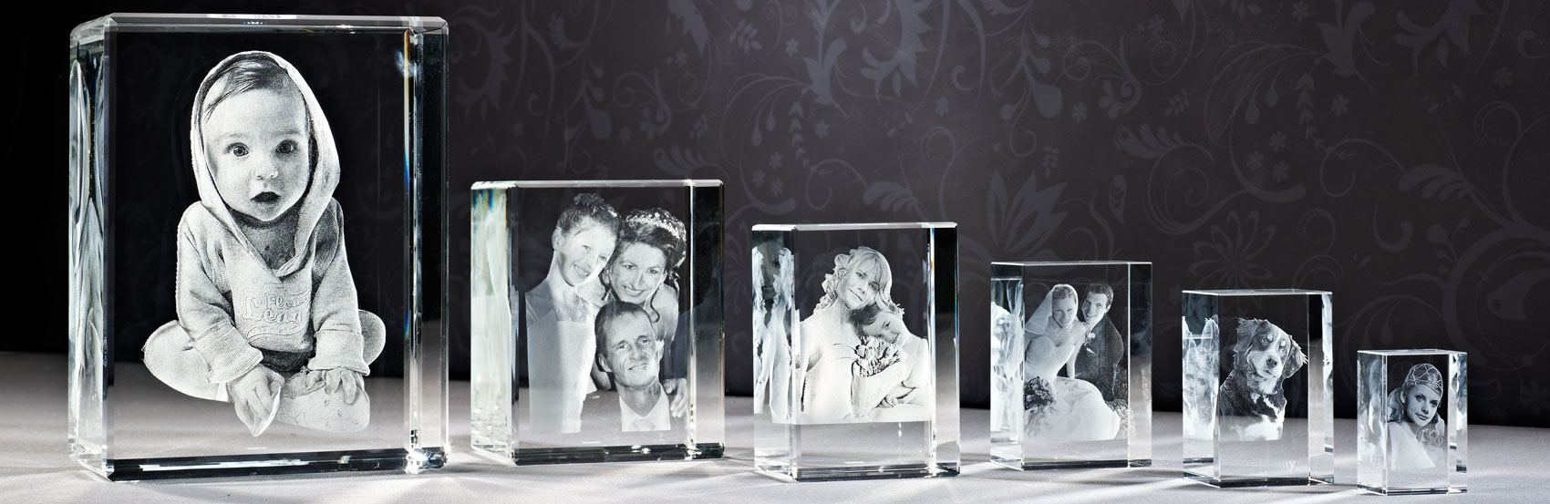 Bild Auf Glas 3d Laser Photos Is An Extraordinary Photo Gift Looxis De