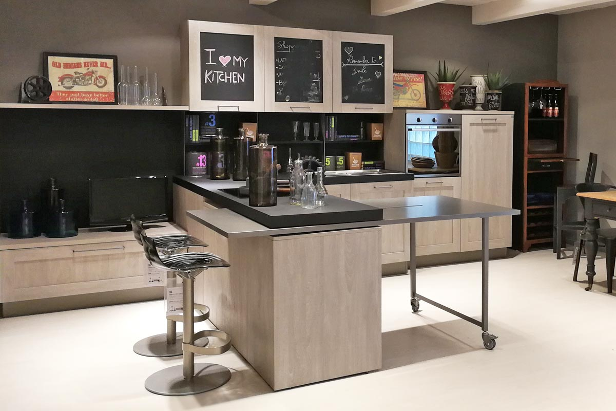 Cucine Outlet Milano Cucina Outlet Stosa City Tr