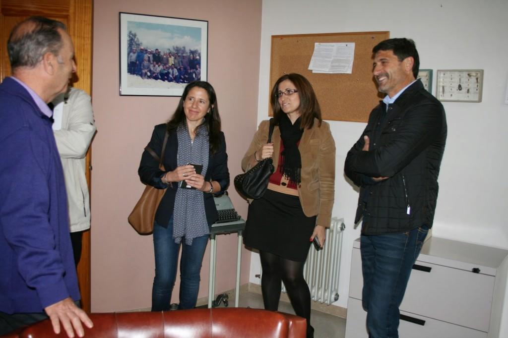 Lo que pasa en pozo alcon for Oficina comarcal agraria