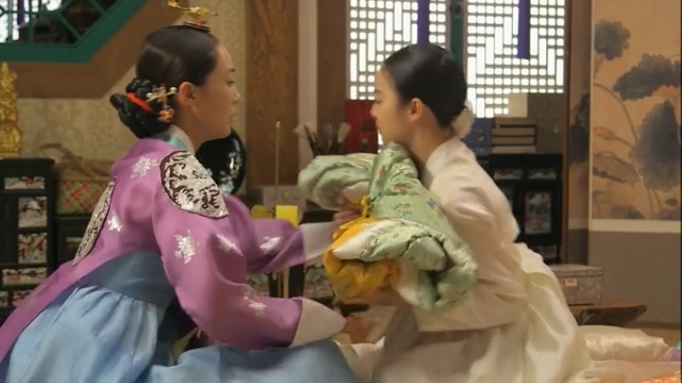 Baby Jungs Two Women And A Baby Jang Ok Jung Episode 17 Synopsis And