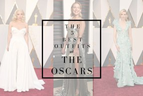 Top 5 Most Original Outfits at the Oscars 2016