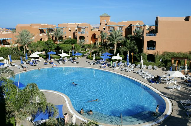 Dusche Costa Rica Magic Life Club Sharm El Sheikh**** - Tauchsport Lorenc