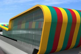 Lorenzo Alonso Arquitectos_CENTRO DE MANTENIMIENTO UNIFICADO ALCORCON_PO