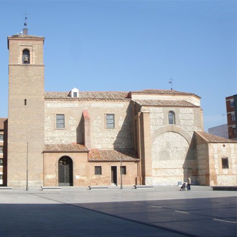 Lorenzo Alonso Arquitectos_IGLESIA SANTA MARIA LA BLANCA ALCORCÓN