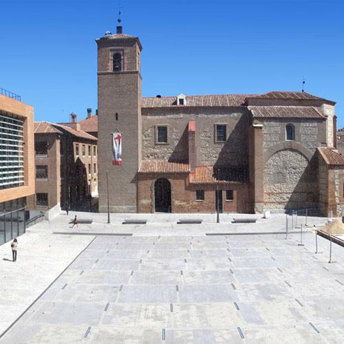 Lorenzo Alonso Arquitectos_PLAZA AYUNTAMIENTO DE ALCORCÓN