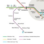 metrozone map