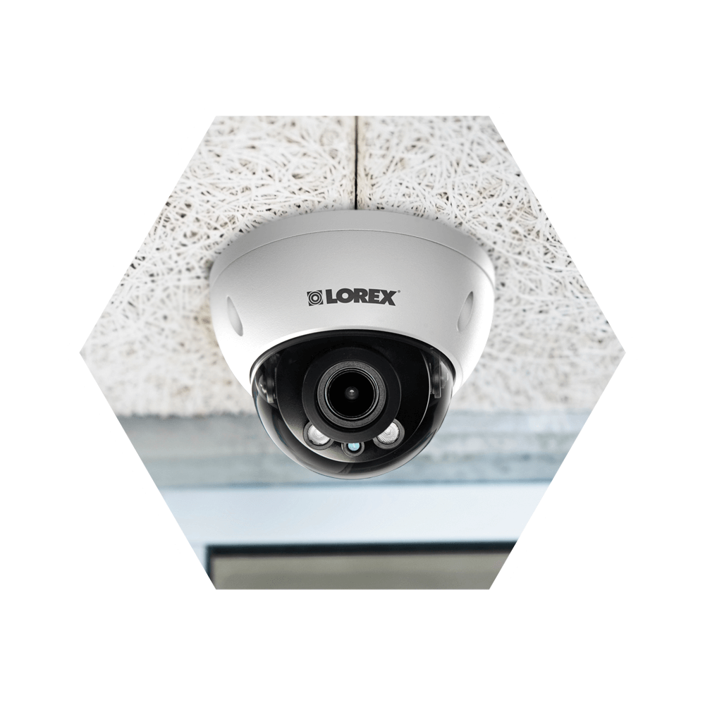 Camera Exterieur Hd How To Install Security Cameras Lorex
