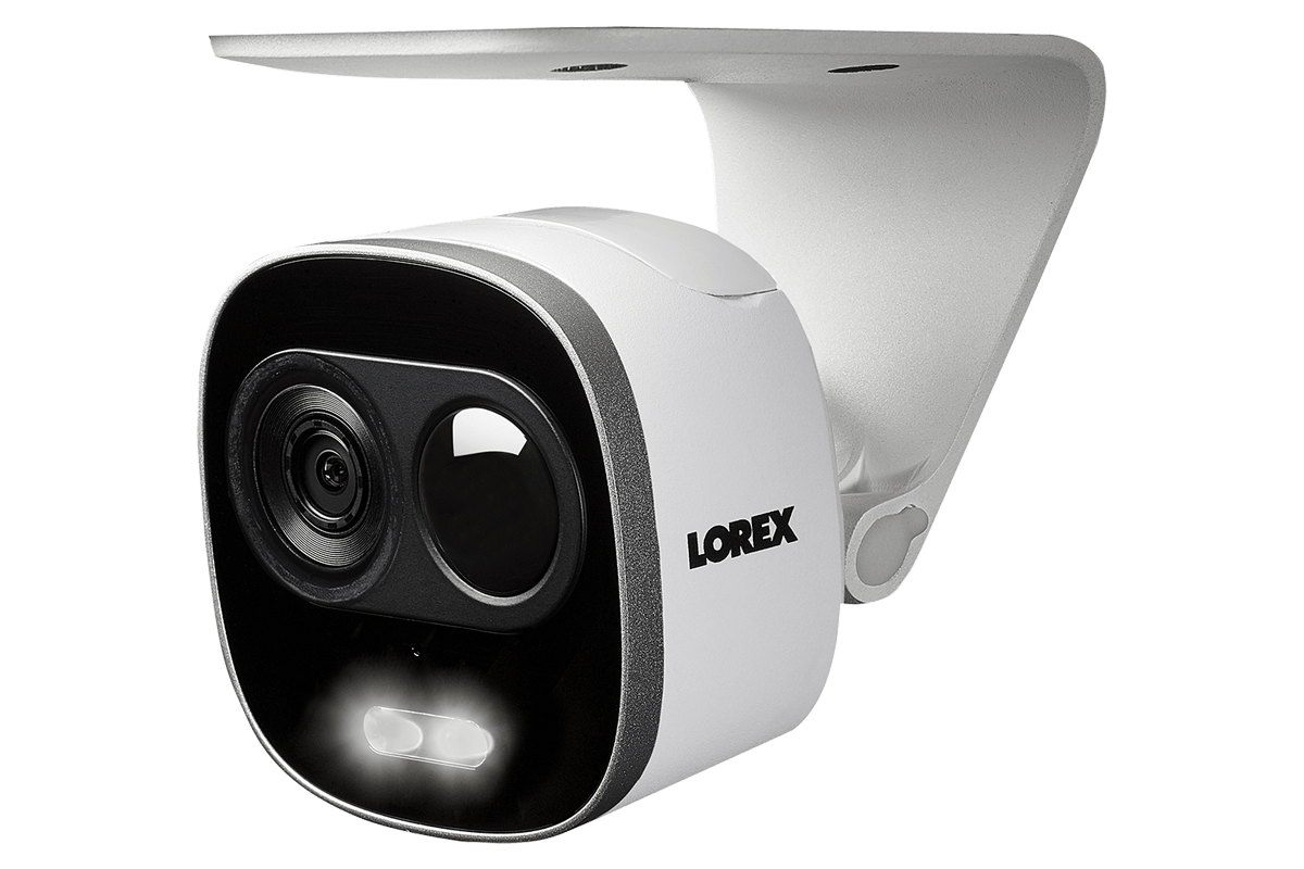 Camera Exterieur Hd Wifi 1080p Active Deterrence Wifi Security Camera Lorex