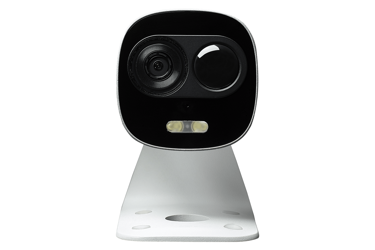Camera Exterieur Ring 1080p Active Deterrence Wifi Security Camera Lorex