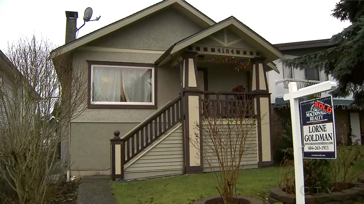 Home Bank Of Canada Ctv News Bank Of Canada Says Houses Over Valued