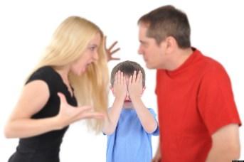 EFECTO DEL DIVORCIO EN LOS HIJOS