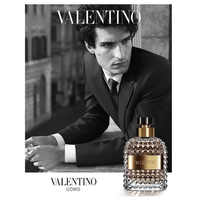 Louis-Garrel-by-David-Sims-valentino-uomo-fragrance