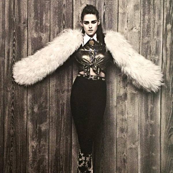 Leaked Pictures of Kristen Stewart for Chanel