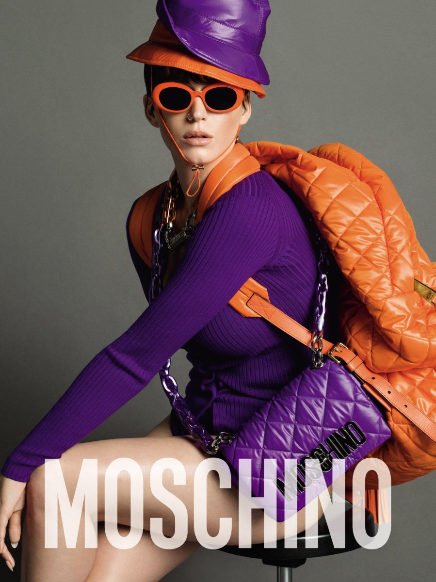 Katy Perry For Moschino: Entire Campaign