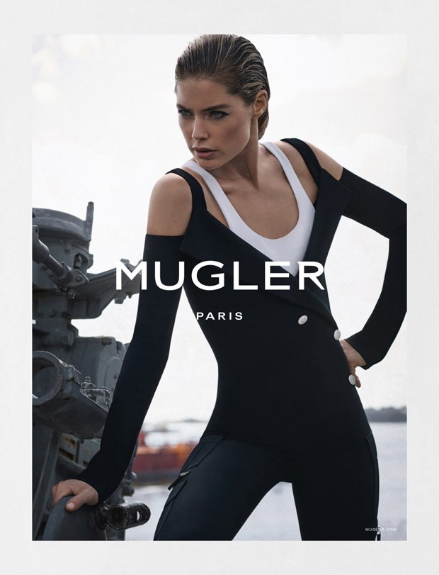 Doutzen Kroes for Mugler