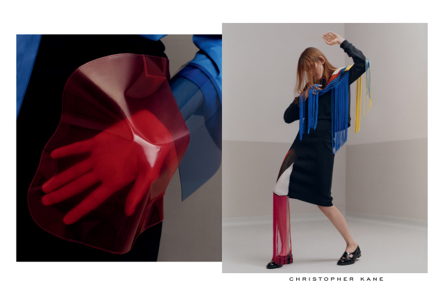 Christopher Kane First Ad Campaign
