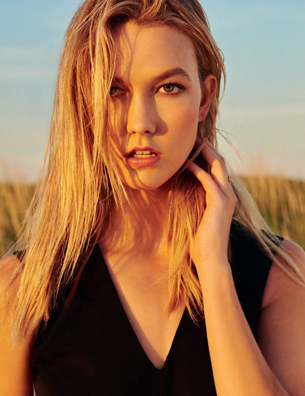 Karlie Kloss For Marella SS16 Ad Campaign