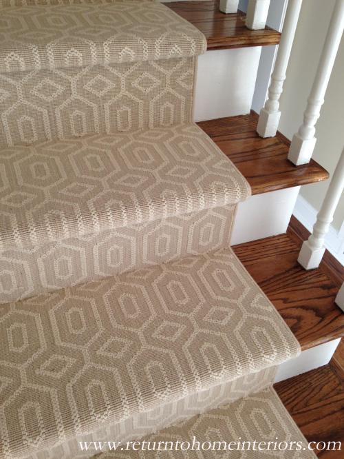Medium Of Stair Carpet Runner