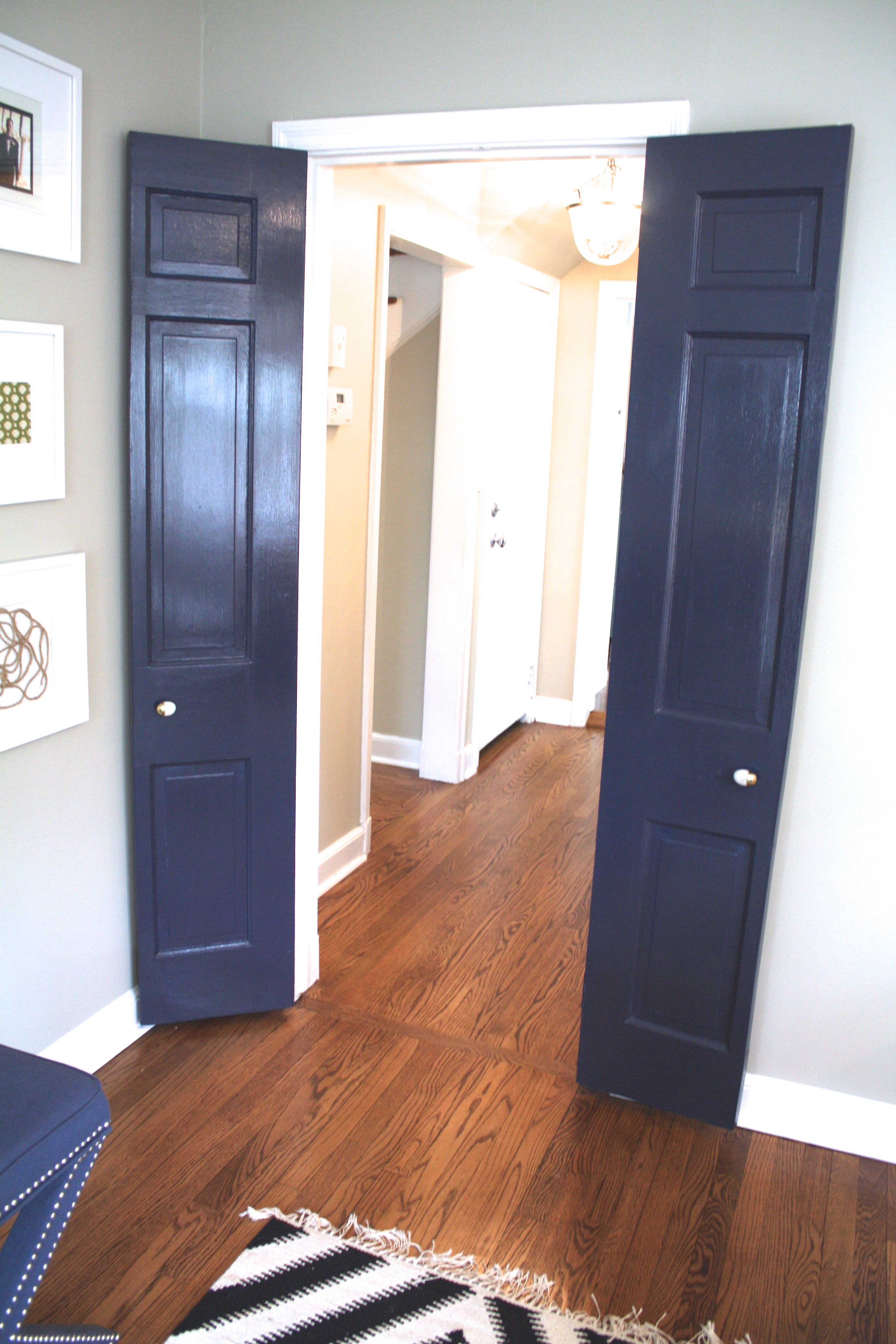 How To Paint Your Interior Doors...The Easy Way (Part 2
