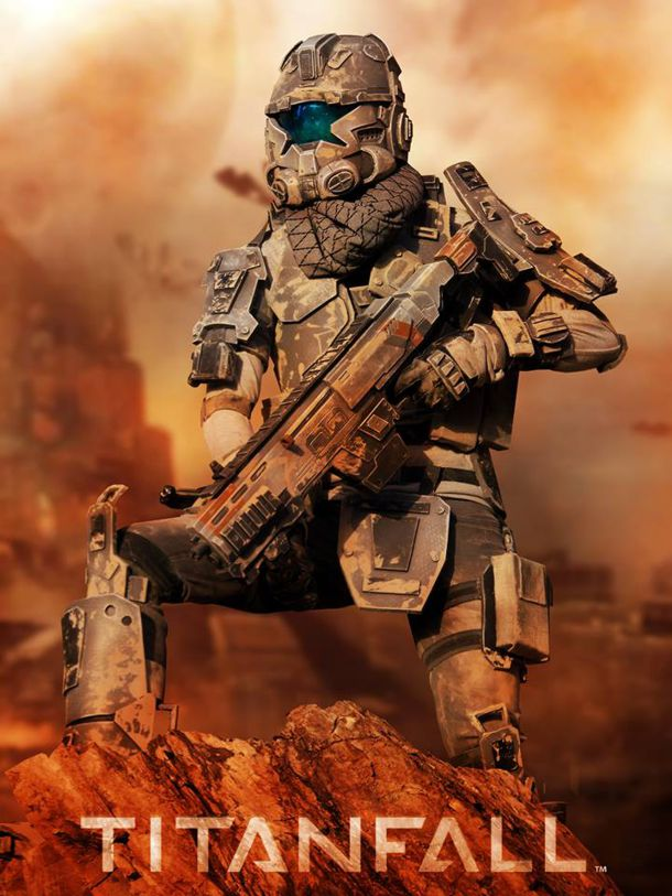 Free Fall Wallpaper For Pc Creative Titanfall Cosplay