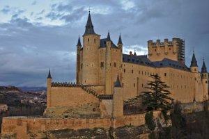 Alcázar of Segovia (Castile and León) - los ojos de antecessor