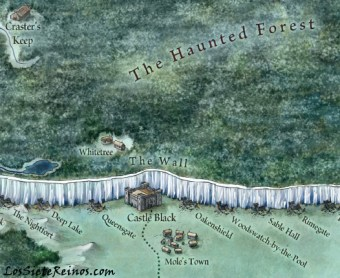 El Muro - The Lands of Ice and Fire