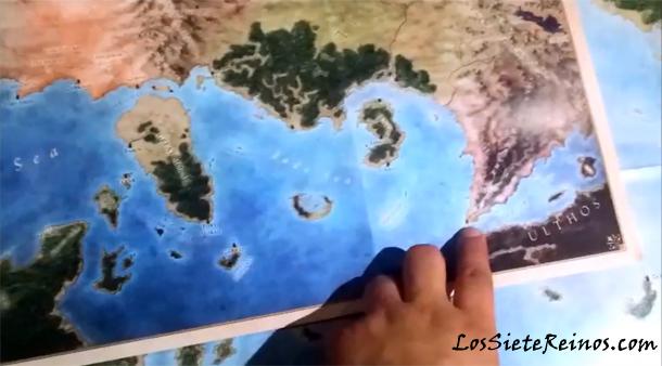Imagen del Vídeo de The Lands of Ice and Fire