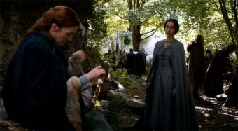 Catelyn y Talisa