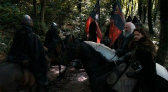 Lord Karstark y Robb