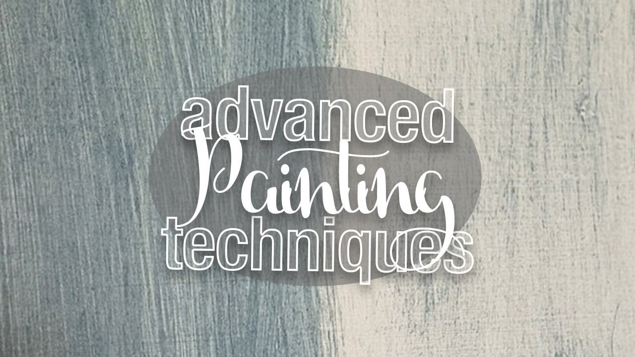 Advanced Painting Techniques With Fusion Lost Found