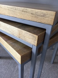 Three Ikea nesting tables  Lost & Found London
