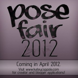 "[LA] ""SPRING"" Collection at POSE FAIR 2012"