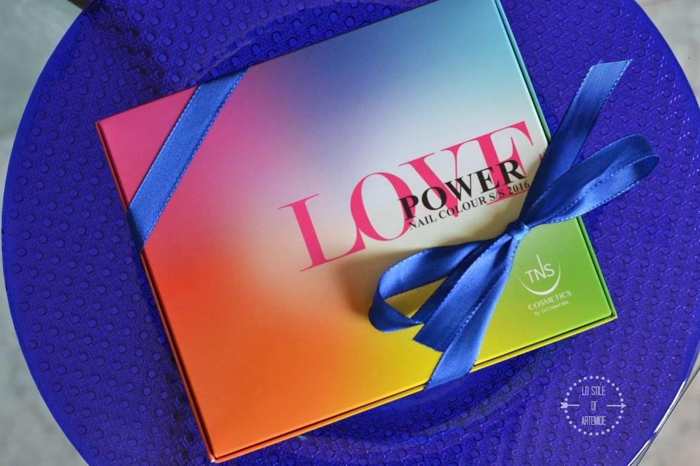 love power TNS Cosmetics