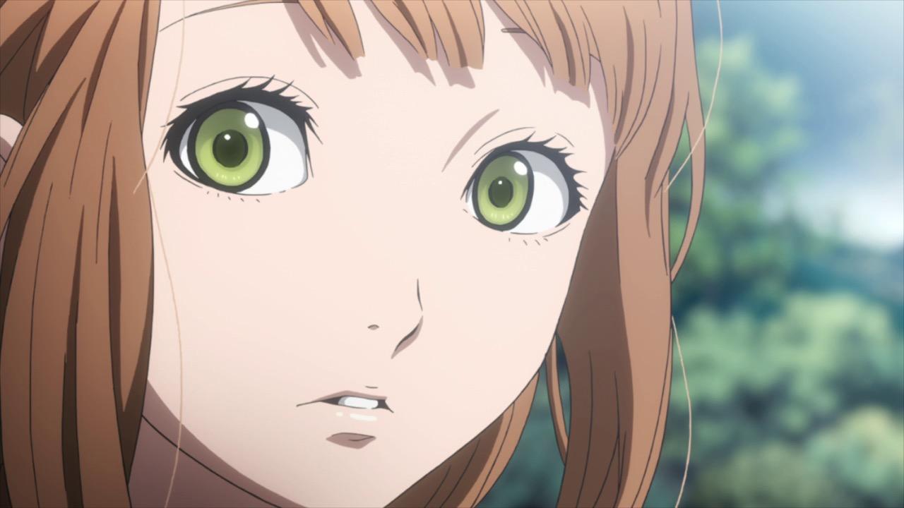 Pretty Anime Wallpaper Orange 02 Lost In Anime