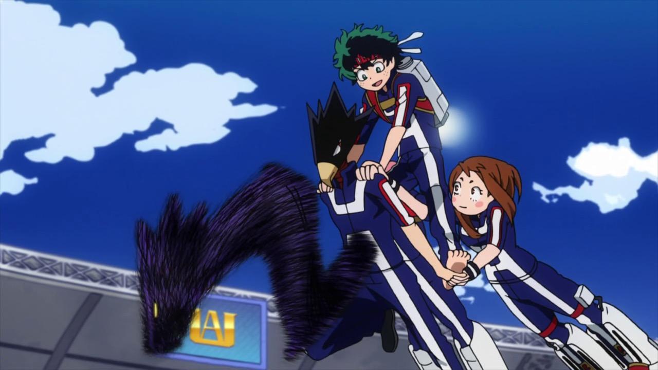 Lost Girl Season 5 Wallpaper Boku No Hero Academia 2 04 35 Lost In Anime